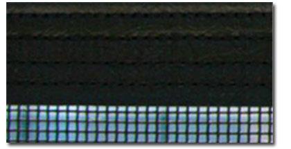 Quad-stitch-border